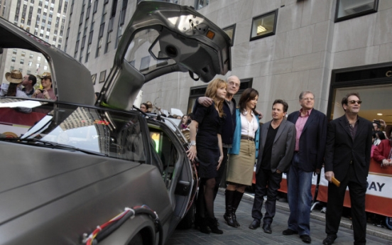 30 years on, 'Back to the Future' vehicle locked in legal battle
