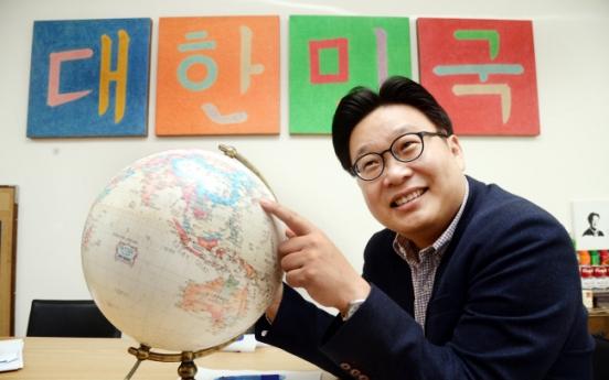 [Herald Interview] Knowledge key in Dokdo, comfort women issues