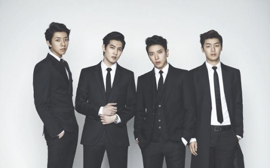 EXO, CNBLUE sweep Golden Disk Awards