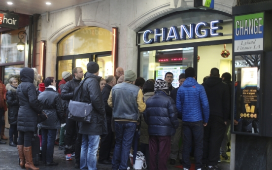 Swiss brace for impact of strong franc