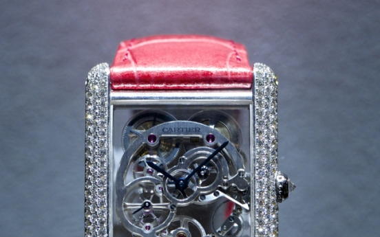 Swiss franc surge casts shadow on Geneva's luxury watch fair