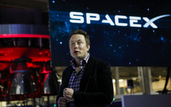 Google, Fidelity invest in SpaceX
