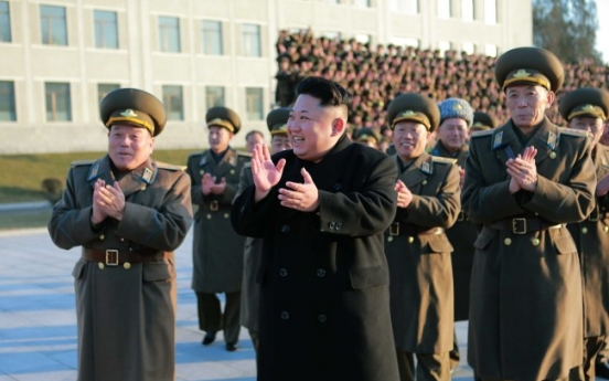 N. Korea accepts Moscow's invitation for May visit: report