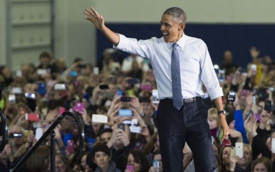 Obama launches Democrats' middle class push in 2016