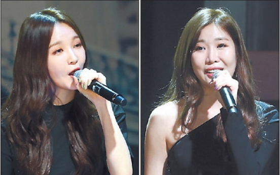 Davichi returns with new, mature sounds