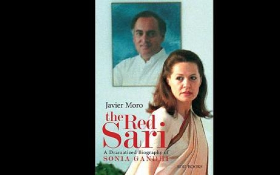 Sonia Gandhi biography a big hit in India