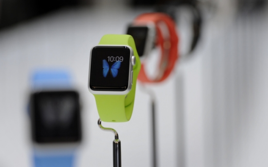 Apple Watch to be shipped starting in April: CEO Cook