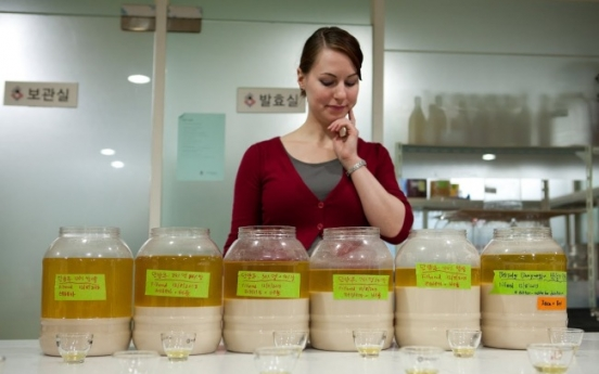 Expats shake up the makgeolli scene