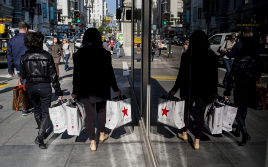 What slowing U.S. economy? Consumers are in a mood to spend