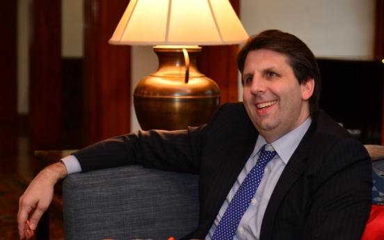 [Herald Interview] Korea-U.S. alliance linchpin of regional peace: ambassador