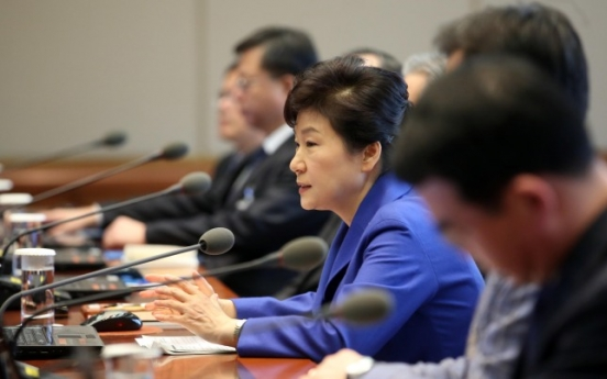 Park voices opposition to tax hike
