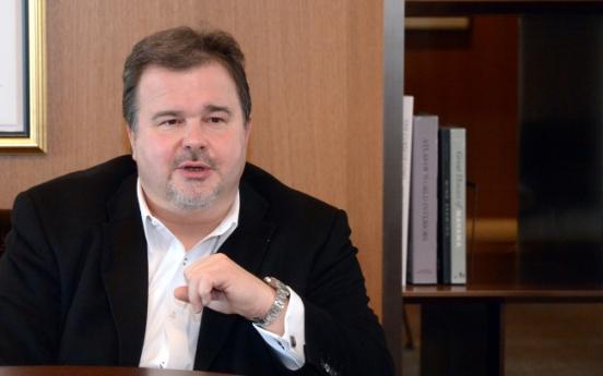 [Herald Interview] Pierre Herme on his macaron empire