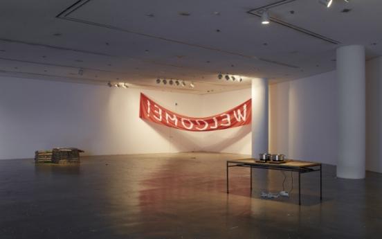 'Discordant harmony' of Asian art