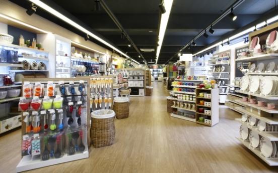 Homeplus, Hanssem discuss shop-in-shop partnership