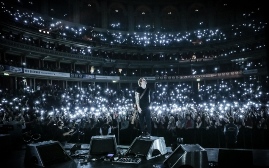 [Herald Interview] 'Thinking out loud' with Ed Sheeran
