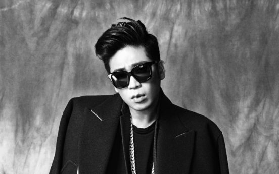 MC Mong tops charts with 'Love Jumble'