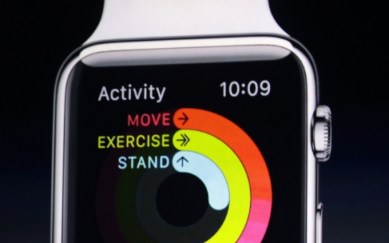 [Newsmaker] Apple Watch to include array of features