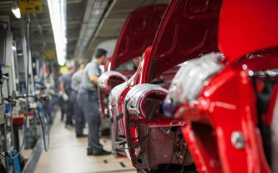 POSCO to supply metal for Porsche 911