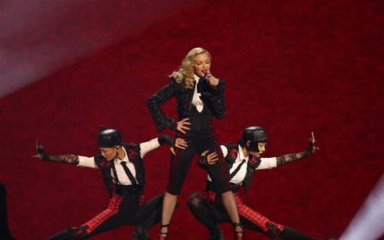 Madonna adds another Paris concert after first sells out