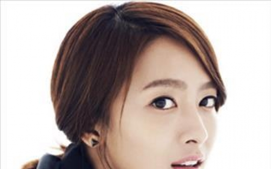 Park Jung-ah in 'serious' relationship with pro-golfer