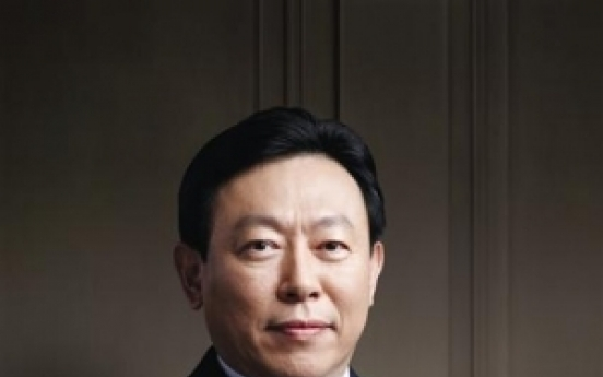Lotte seen forging ahead with succession plan