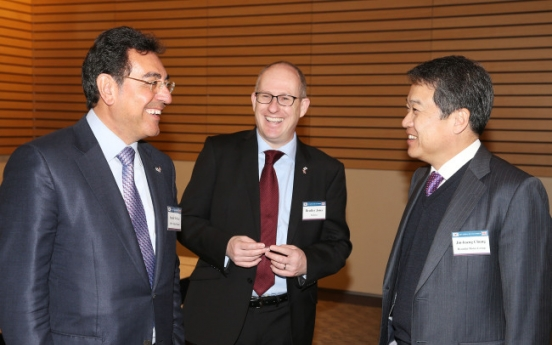Korea, U.K. to enhance economic ties