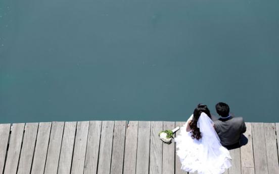 [Weekender] Koreans' changing perceptions on marriage