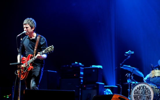 [Herald Interview] Noel Gallagher and his Birds flock to Seoul