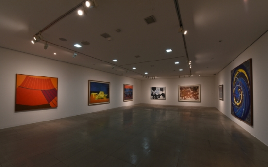 Korean abstract art, past and present
