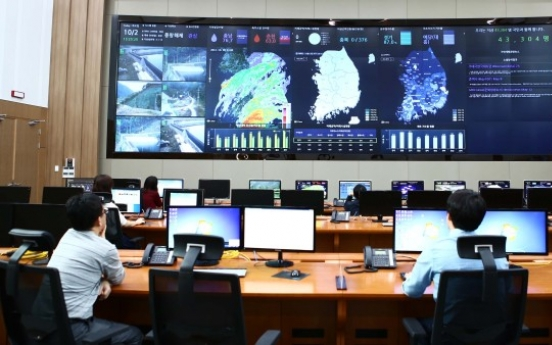 KRC combats natural disasters with smart hydro management