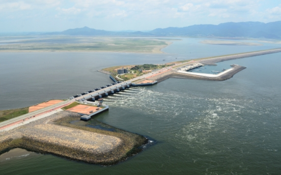 Reclamation, river projects globalize green hydro tech