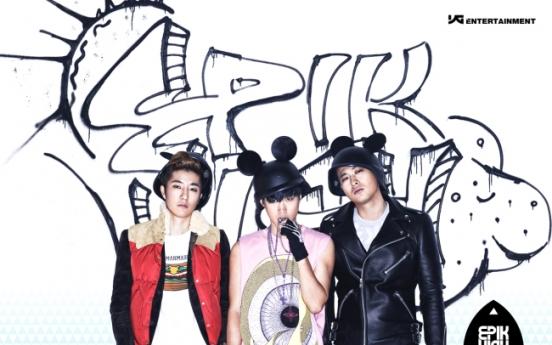 Epik High wins Chinese music award