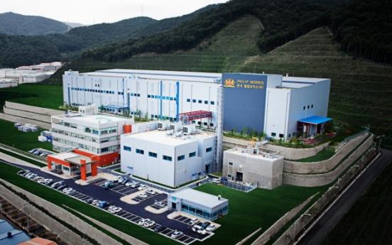 Philip Morris Korea to increase exports