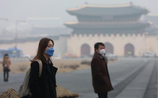 Environment ministers of S. Korea, China, Japan set for talks