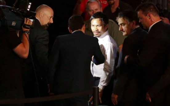 Pacquiao still the people's champion