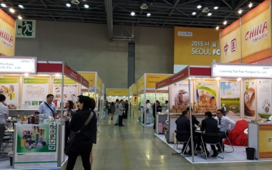 Seoul Food sees record Chinese participation