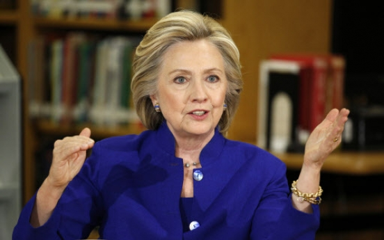 Clintons report $30M from speeches, book in past 16 months