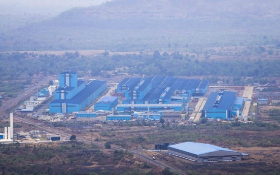 POSCO bets on India as next growth engine