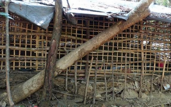 Death camp found close to Thai village