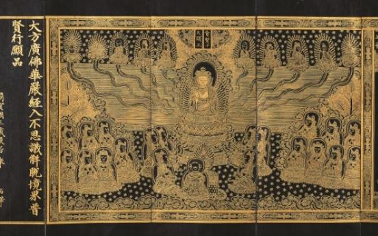 Stories behind Buddhist art