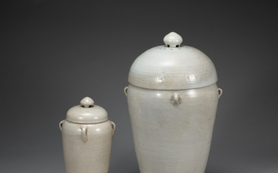 From birth to death: Joseon life expressed in white porcelain