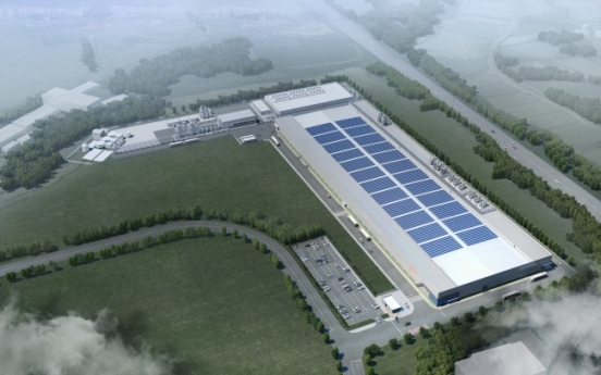 Hanwha spurs solar facility investments