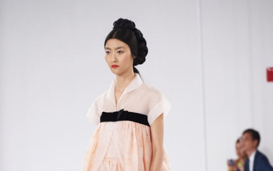 Chanel finds new inspiration in Korean aesthetics