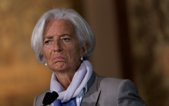[News Focus] Out of patience, IMF flexes muscles in Greek crisis