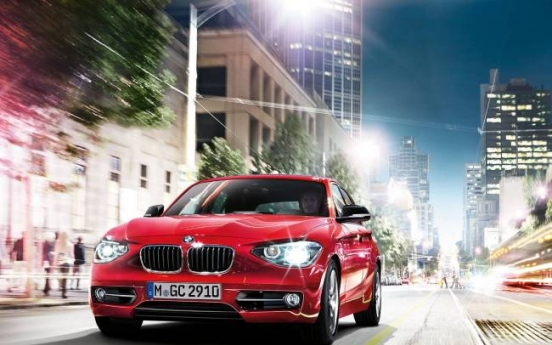 German carmakers woo younger drivers for market expansion