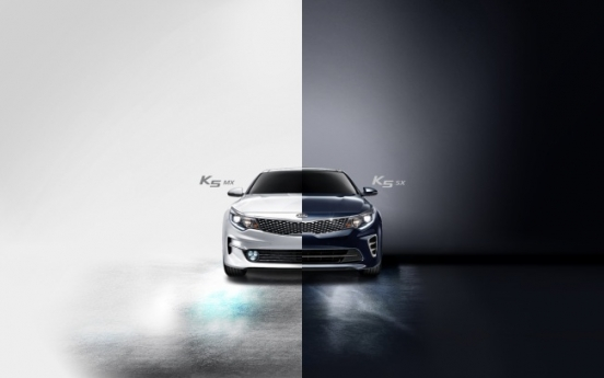 Kia opens preorders for all-new K5