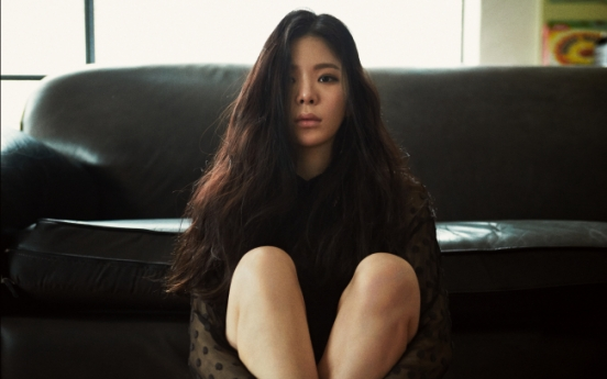 [Herald Interview] Jane Jang eager to dive back into the limelight with 'Liquid'