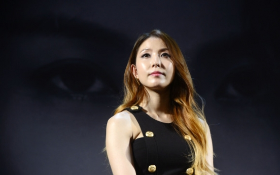 BoA to mark 15 years with concert at Sejong Center