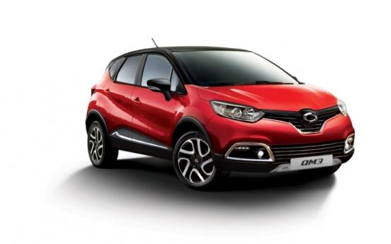 [Best Brand] Renault Samsung's QM3, compact SUV market leader