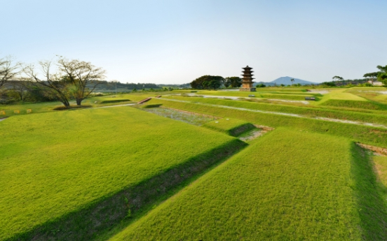 Baekje historic sites likely to win UNESCO heritage nod